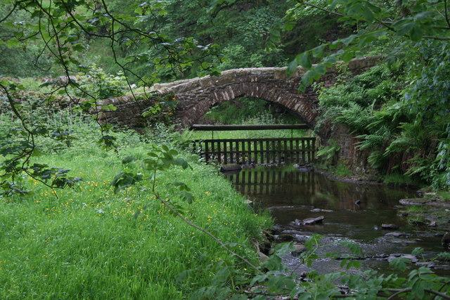 Brooks Packhorse Bridge, Bleasdale