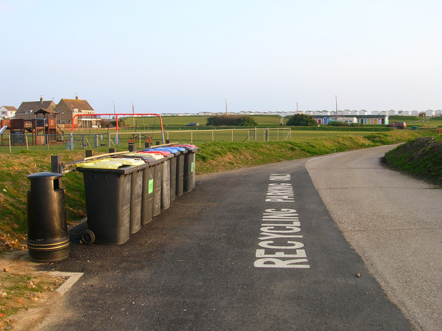 Recycling Point, Beach Green