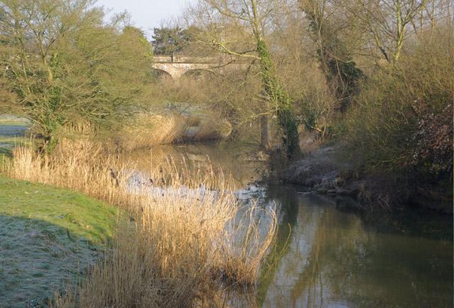 River Avon, Wolston