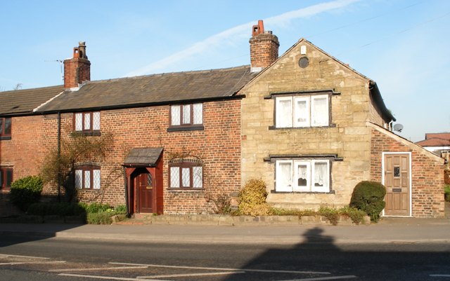 17th Century House on Sale Lane Tyldesley