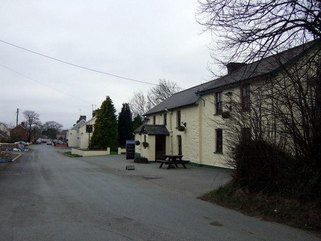 The Cross Inn, Clarbeston Road