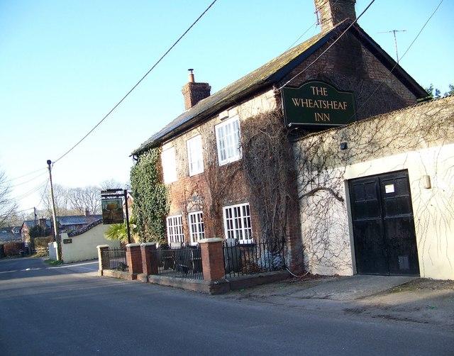 The Wheatsheaf Inn, Lower Woodford