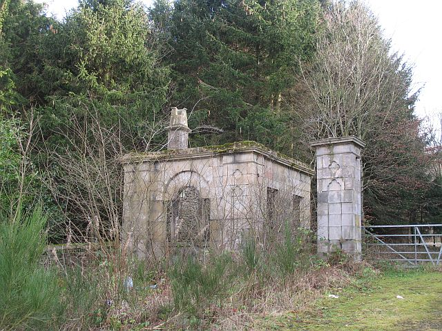West Lodge, Invermay