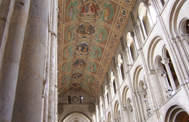 Ceiling-Ely Cathedral