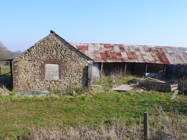 Barn near Ryme Intrinseca