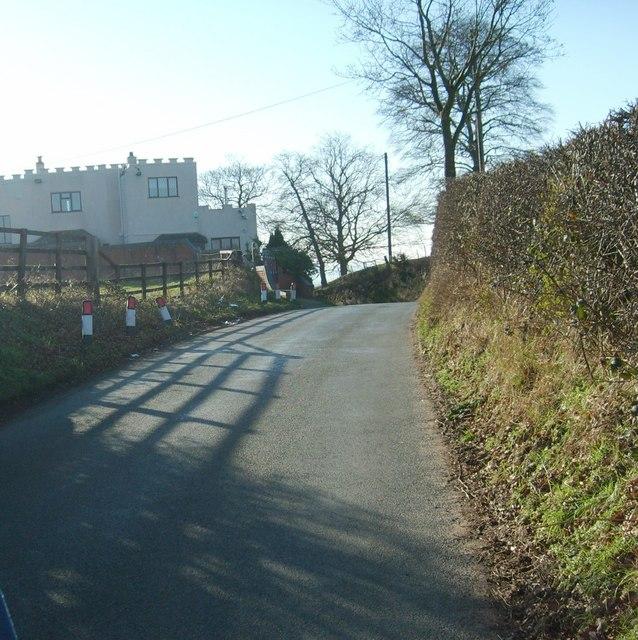 Tinker's Castle Road