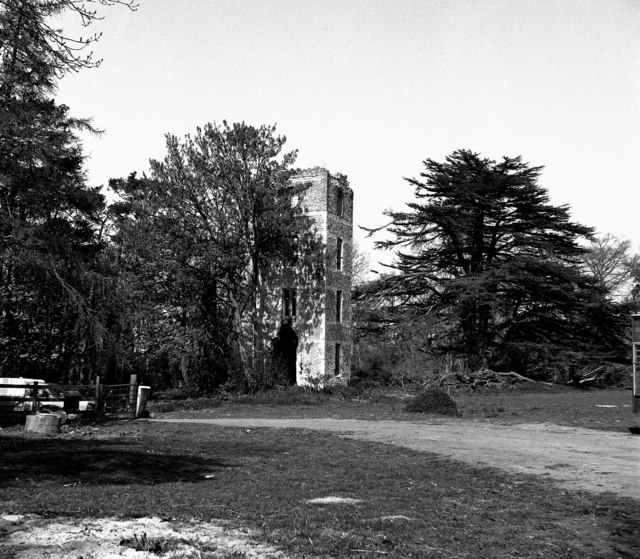 Whitehill Tower, Surrey