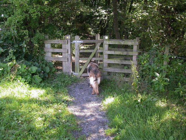 Wishing Gate near Walmsley Bridge