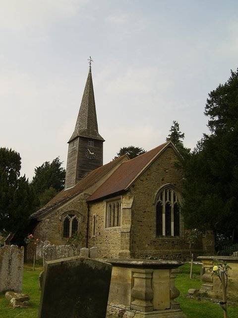 St. George's Church at Crowhurst
