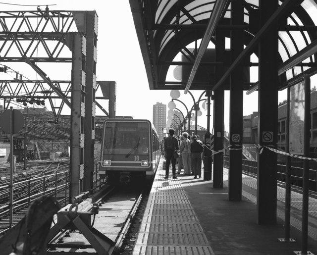 Tower Gateway station, Docklands Light Railway