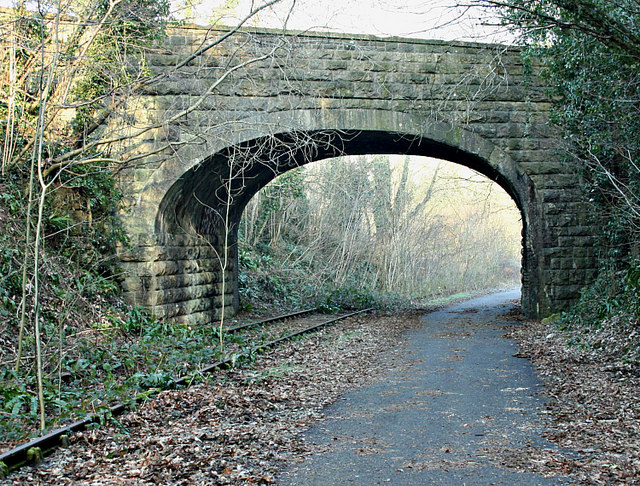 2008 : Babington Road Bridge