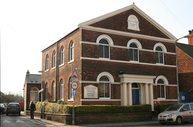 Sutton Methodist Church