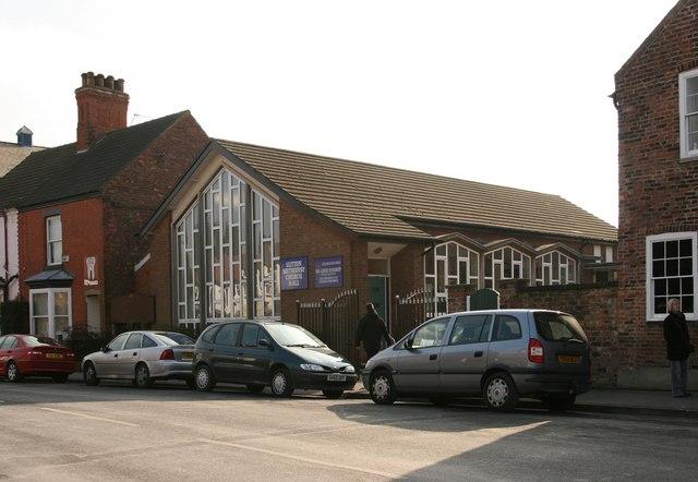 Sutton Methodist Church Hall