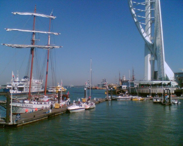 `Tolkien` and the Spinnaker Tower