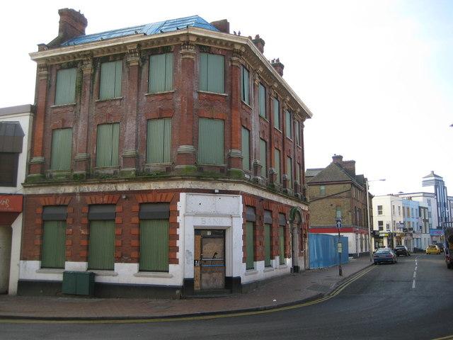 Watford: Former Barclays Bank