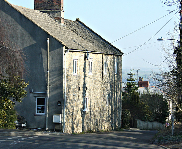 2008 : Cottage at the top, Writhlington