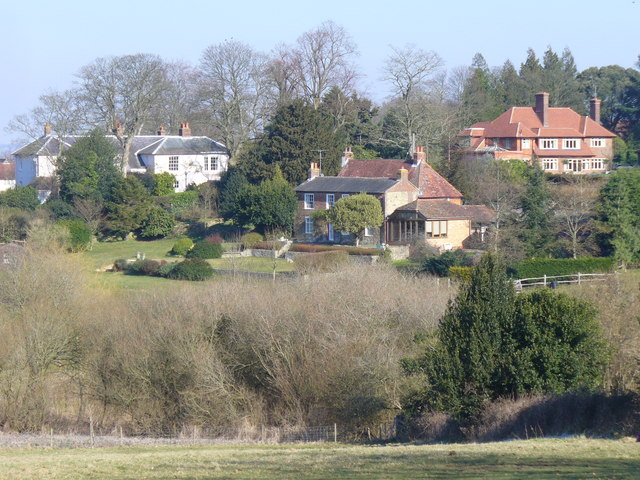 Thursley Village