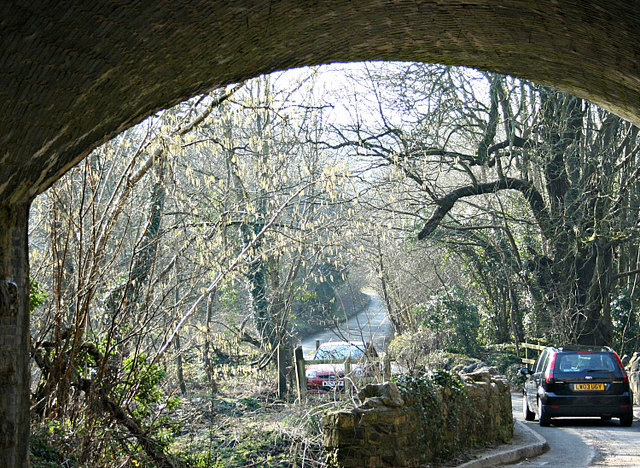2008 : Lane at Lower Writhlington