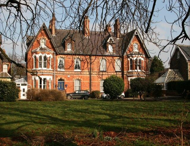 Redbricks and Slate, Sutton-on-Hull