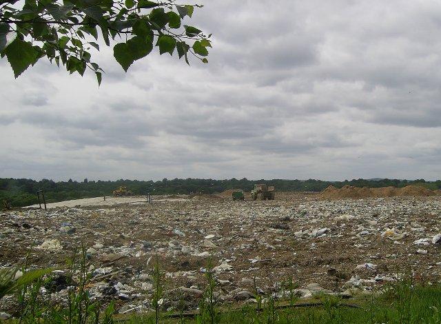 Warnham Landfill Site