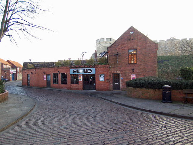 The Cloud Club Bar, Lincoln