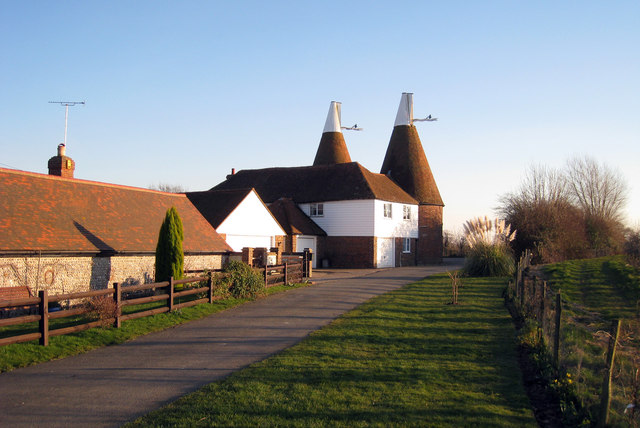 Manor Farm Oast, Workhouse Lane, Icklesham, East Sussex