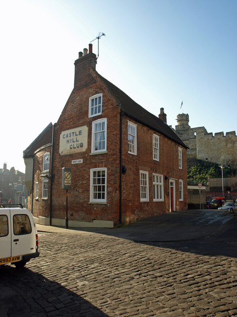 Castle Hill Club, Lincoln