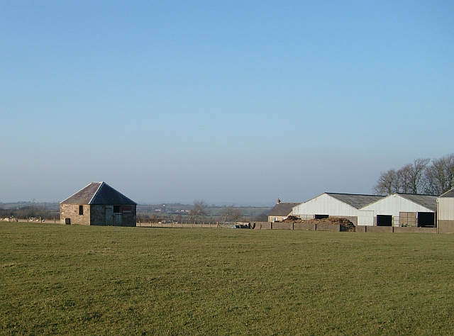 Sebergham Castle Farm