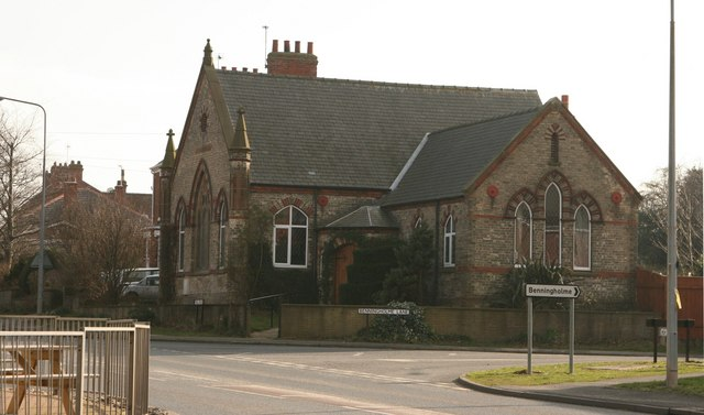 Methodist Church, Skirlaugh