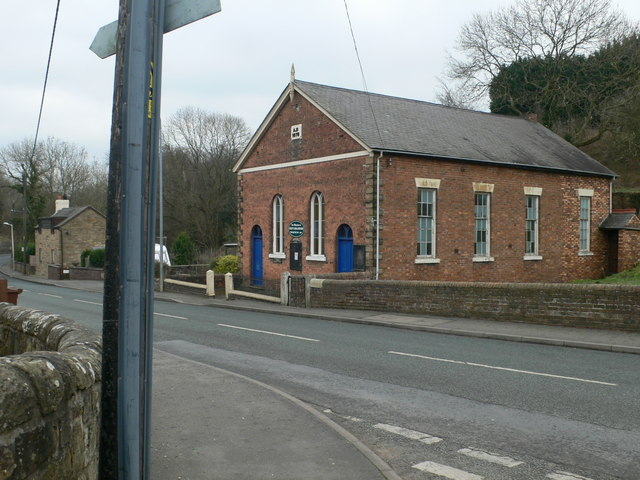 English Congregational Chapel, Leeswood