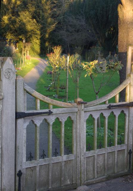 Bilton Church Gate