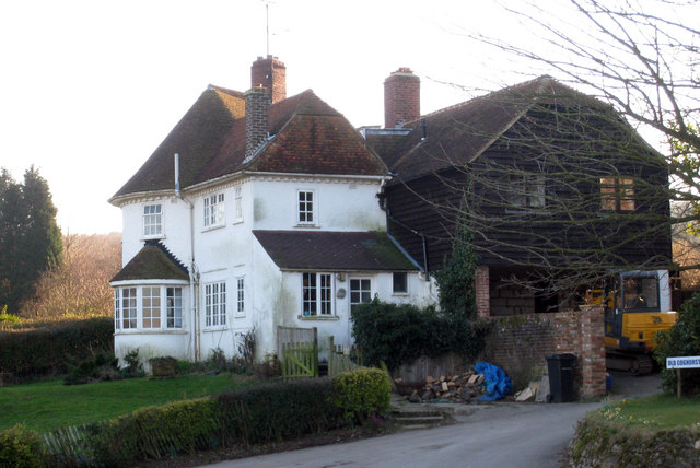 Old Coghurst Farm, Rock Lane, near Hastings, East Sussex