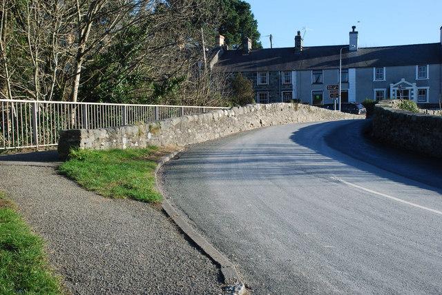 Pont Llanystumdwy Bridge