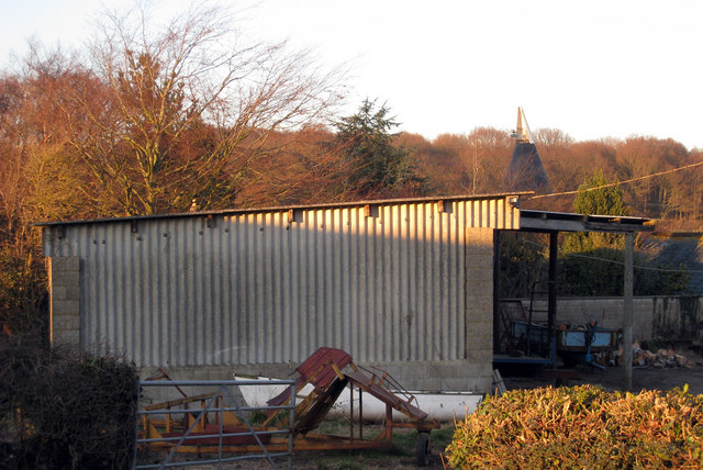 Oast House, Winterstow Farm, Peter James Lane, Fairlight, East Sussex