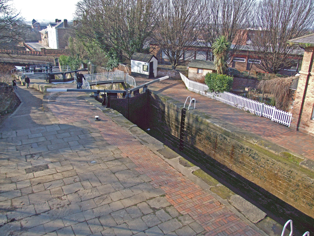 Northgate locks