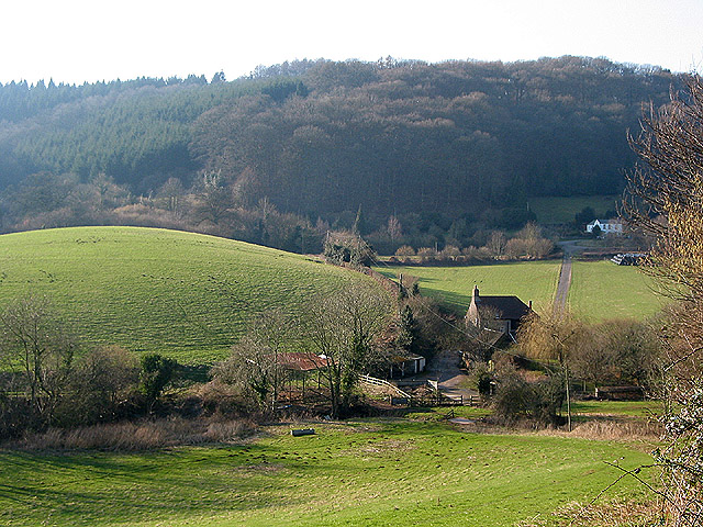View towards Hazel Hill