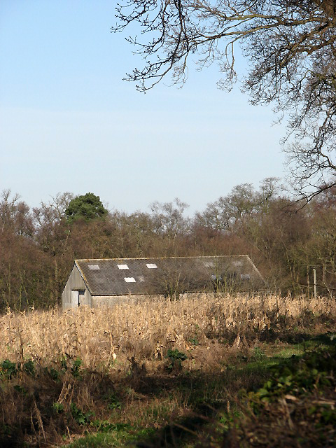 Agricultural shed