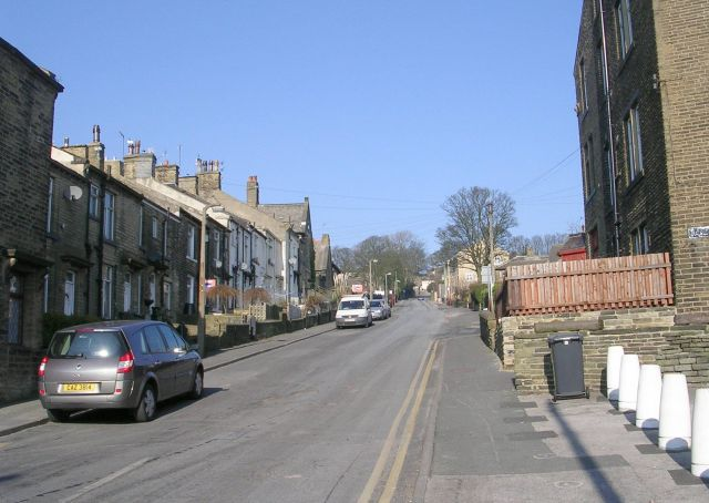 James Street - Thornton