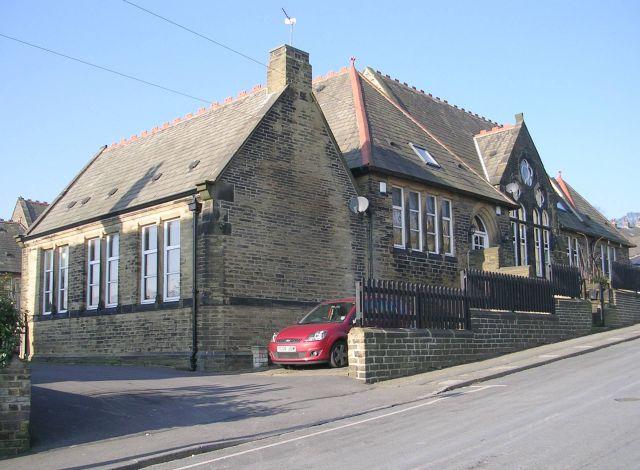 James Street School - Thornton