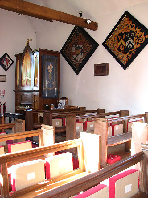 St Peter, Hoveton - view northwest