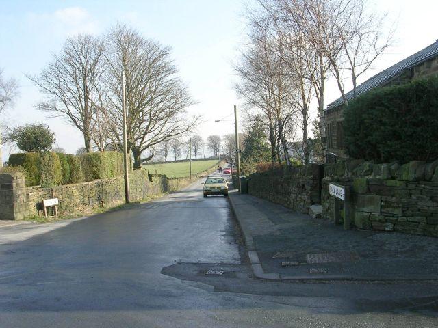 Back Lane - Thornton