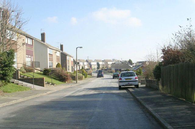 Hillcrest Road - West Lane, Thornton