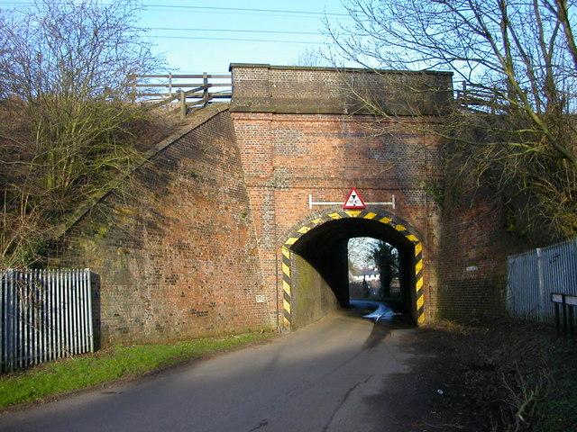 Hillmorton-Brindley Road