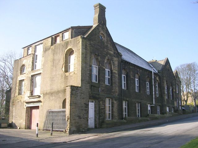 Wesleyan School - West Lane, Thornton