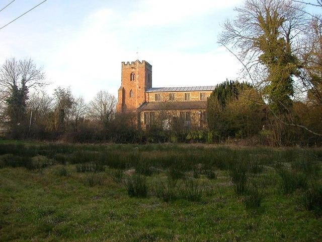 Hillmorton-Saint John The Baptist Church