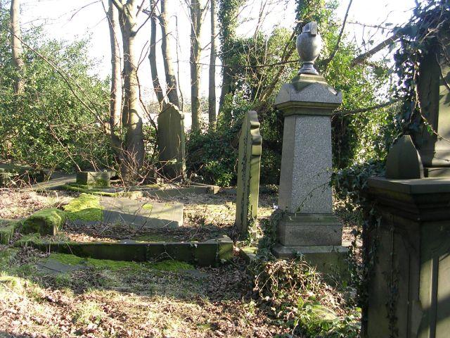 Old Graveyard - West Lane, Thornton