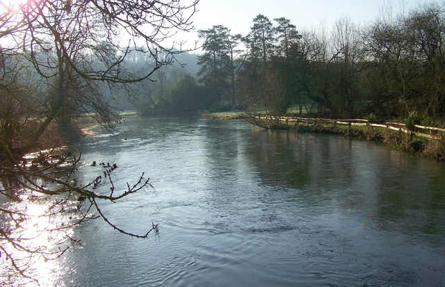 River Avon, Lower Woodford