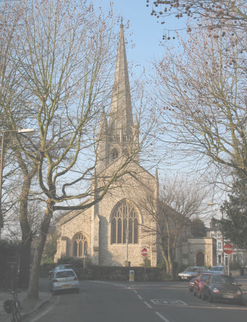 St John's Church, Blackheath