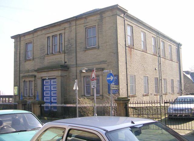 Kipping Congregational Chapel - Market Street, Thornton