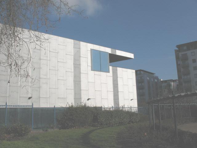 The Stephen Lawrence Centre, Deptford